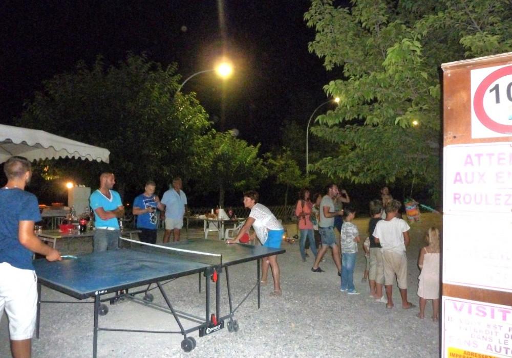 jeux enfants camping en PACA