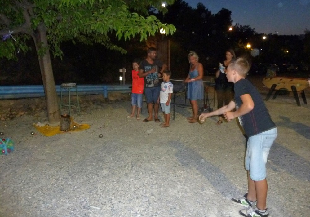 animation camping verdon