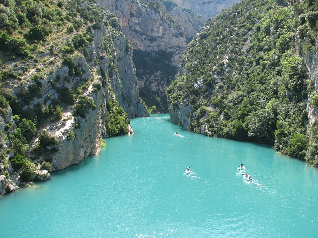 Delightful Lac De Sainte Croix Camping Avec Piscine La Martre Accueil. Dscn0162 Camping  Gorges Du Verdon