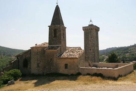 monument historique en provence