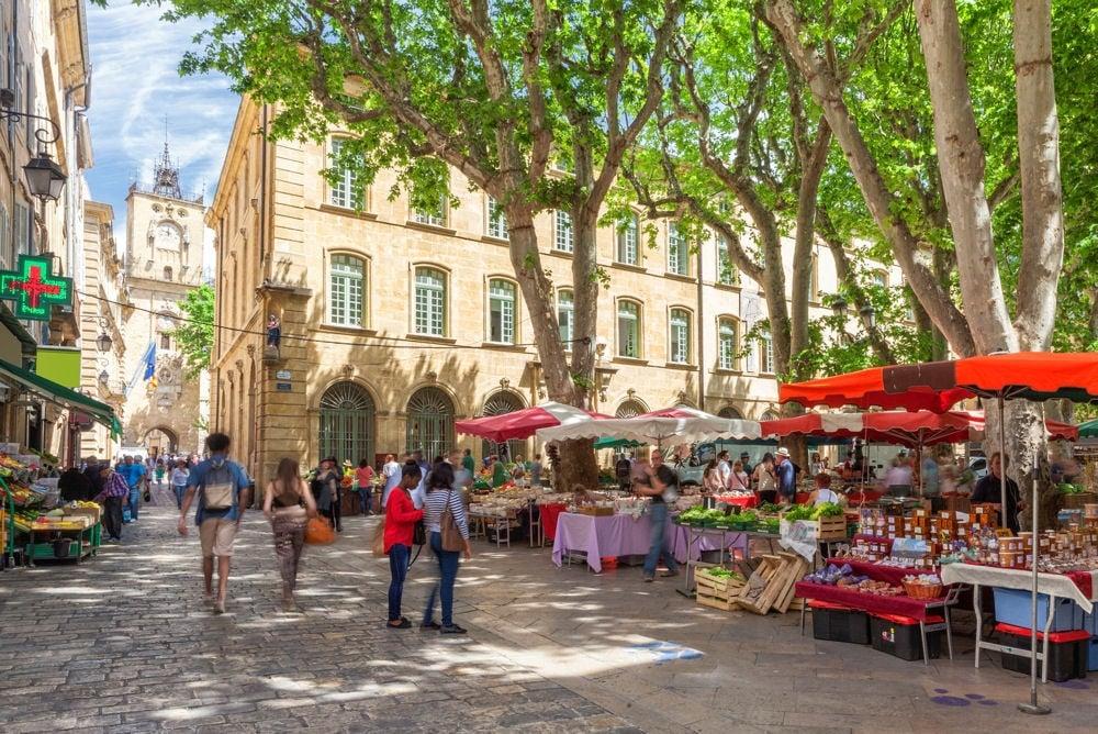 Region D Aix Ville A Visiter