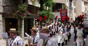 fete de saint fortunat alpes de haute provence