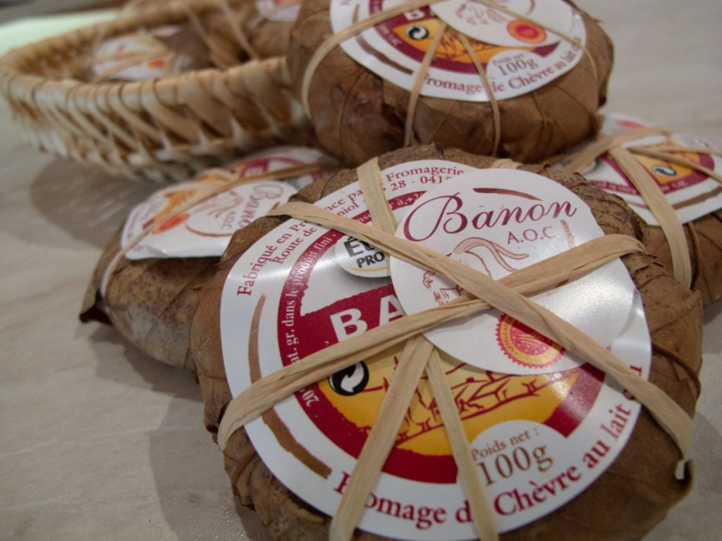 fete fromage banon