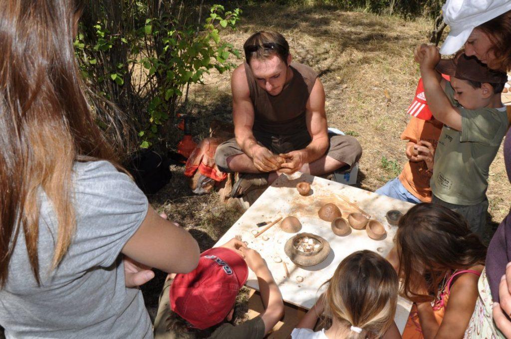 fete prehistoire quinson verdon