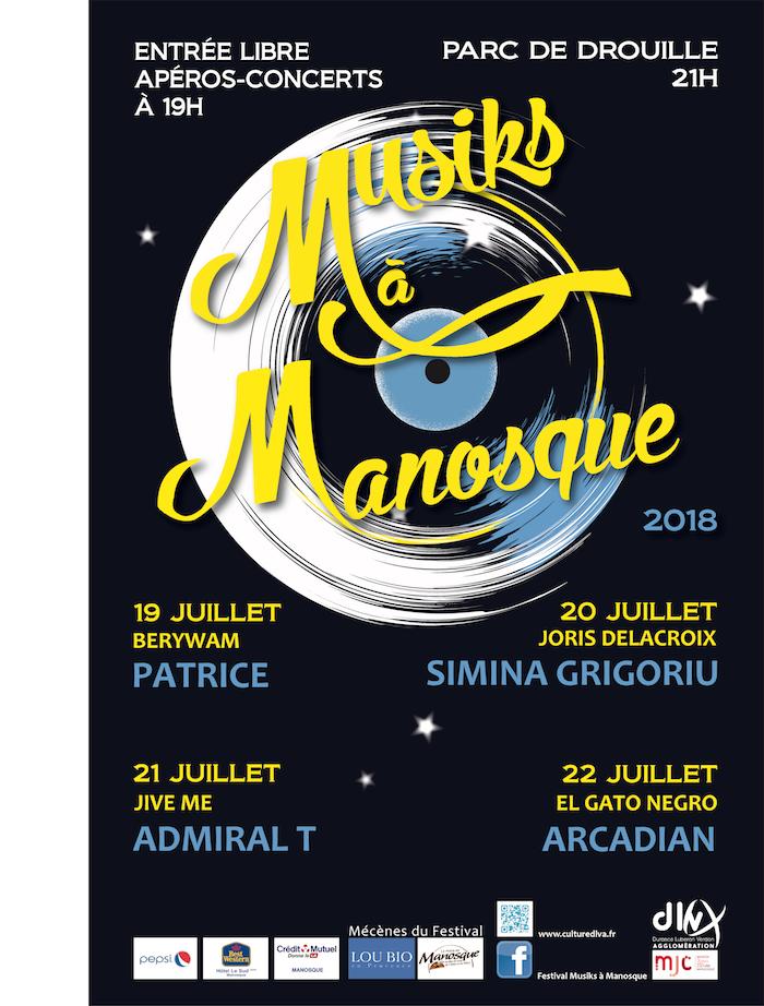 festival musiks manosque